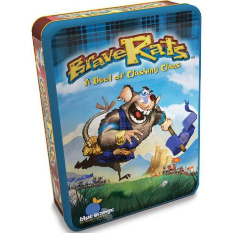 Brave rats - Blue Orange