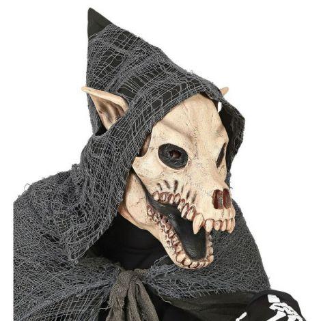 Masca schelet lup - marimea 140 cm