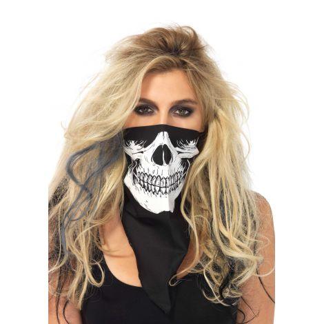 Bandana schelet skull