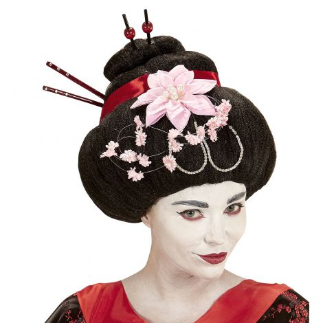 Peruca geisha