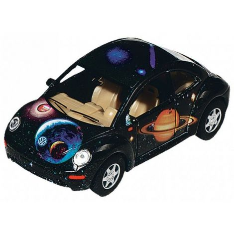 Masinuta Die Cast VW New Beetle 1:30 - Goki