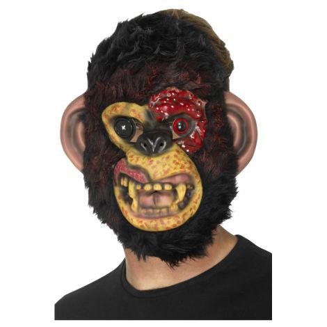 Masca Cimpanzeu Zombie imagine