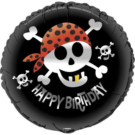 Balon folie pirat 45 cm