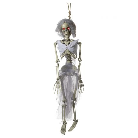 Decor mireasa halloween animata - marimea 158 cm