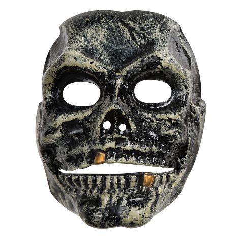 Masca schelet cu maxilar mobil