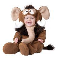 Costum bebe mamut