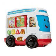 Autobuzul cu lumini si sunete Fisher Price Laugh&Learn