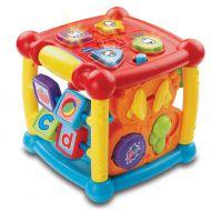Jucarie interactiva bebelusi vtech cubul magic 150512