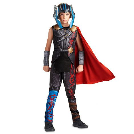 Costum Thor Ragnarok 7-8 Ani imagine
