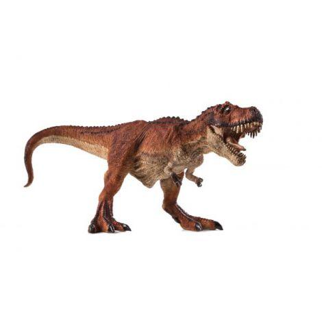 Figurina Tiranozaurul Rex - Rosu imagine