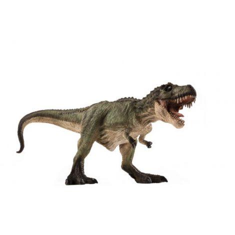 Figurina Tiranozaurul Rex - Verde imagine