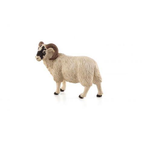 Figurina Oaie Cu Pete Negre (Ram) imagine