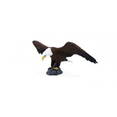 Figurina Vultur Cu Cap Alb imagine