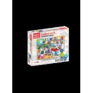 Puzzle cu surprize - lotothot (100 piese)