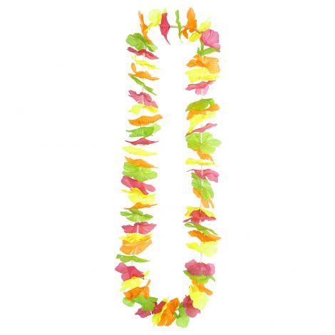 Ghirlanda hawaii neon multicolora
