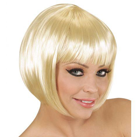 Peruca chanel blonda