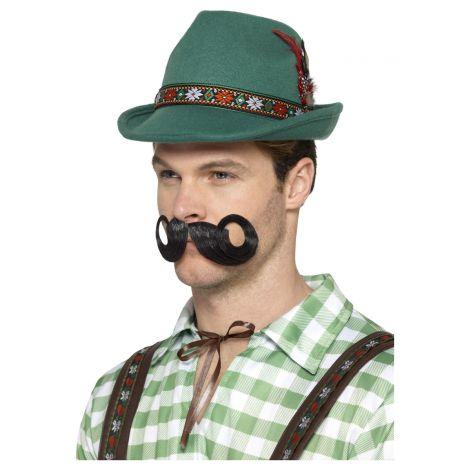 Palarie bavarez verde