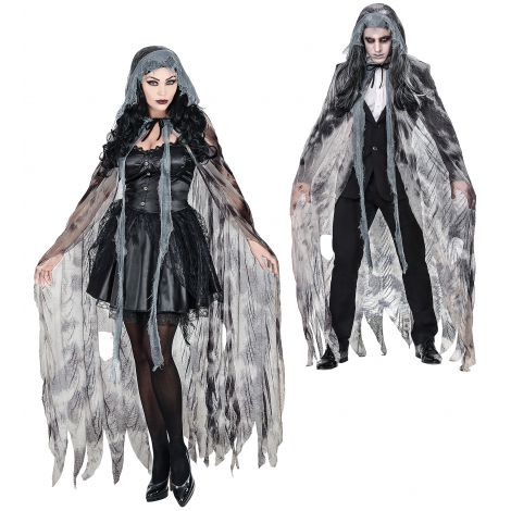 Pelerina spirit halloween - marimea 128 cm