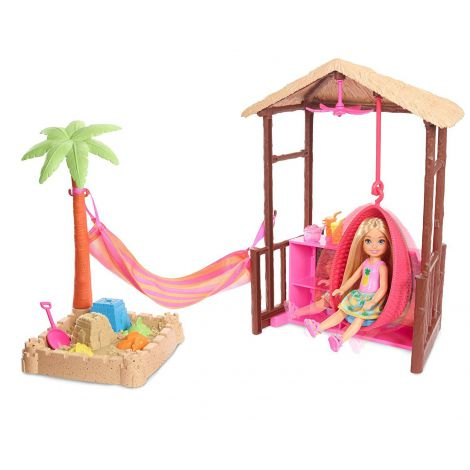 Barbie Travel - Set Chelsea in vacanta