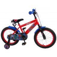 Bicicleta denver spiderman 16