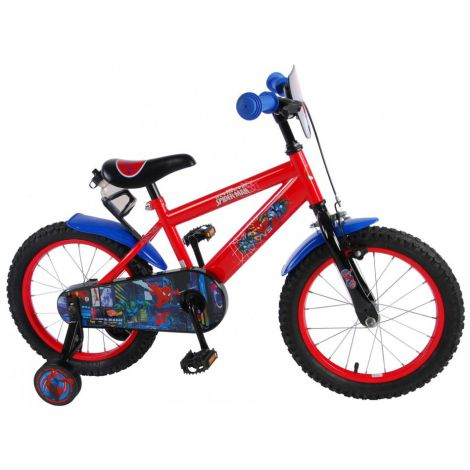 Bicicleta denver spiderman 16