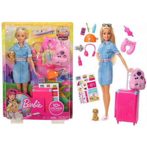 Barbie Travel - Barbie