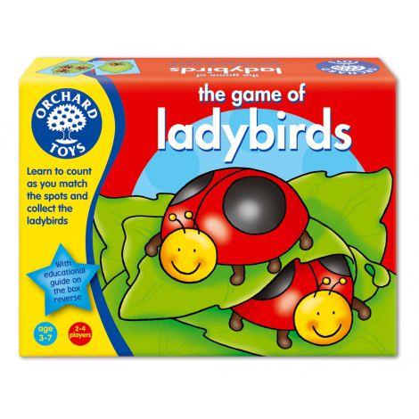 Joc Educativ Buburuzele Ladybirds imagine