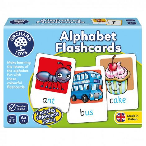 Joc Educativ In Limba Engleza Alphabet Flashcards imagine
