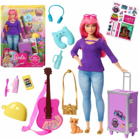 Barbie Travel - Daisy