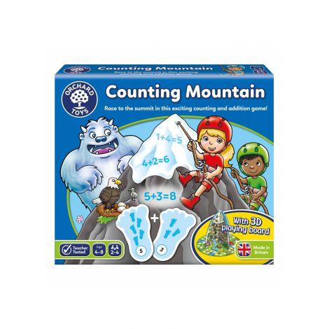 Joc educativ Numaratoarea Muntelui COUNTING MOUNTAIN
