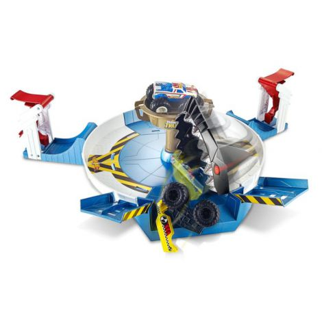Set de joaca - Rechinul furios Hot Wheels