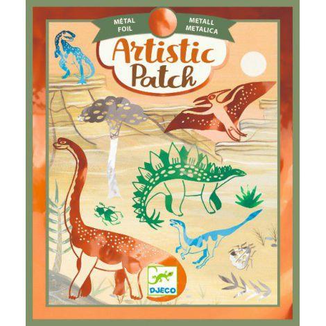 Set creativ transfer Djeco, Dinozauri