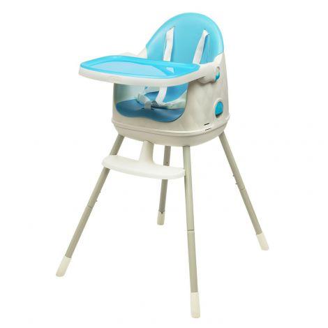 Scaun masa copii reglabil 3 in 1 - Keter Blue