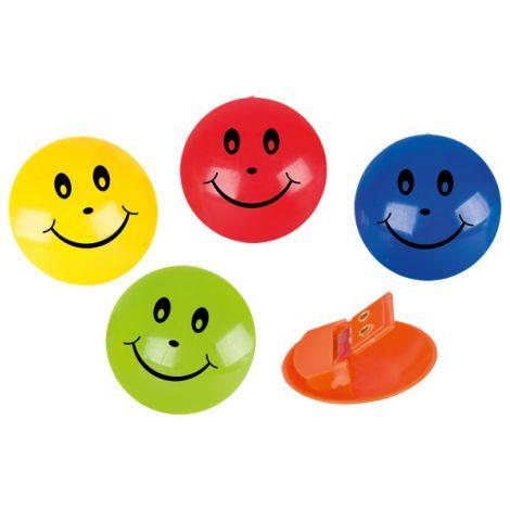 Clips emoticon – culori asortate