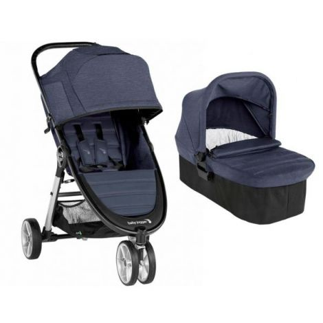 Carucior Baby Jogger City Mini 2 Carbon sistem 2 in 1