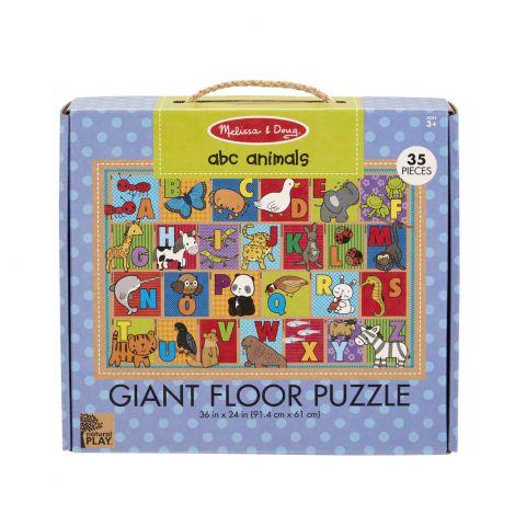 Primul meu puzzle de podea eco Alfabetul Animalelor - Melissa and Doug - primul meu puzzle de podea eco alfabetul animalelor melissa and doug - Primul meu puzzle de podea eco Alfabetul Animalelor – Melissa and Doug