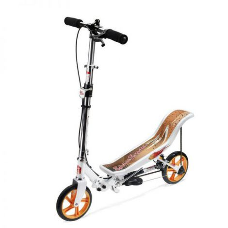 Trotineta space scooter x580 series, alb