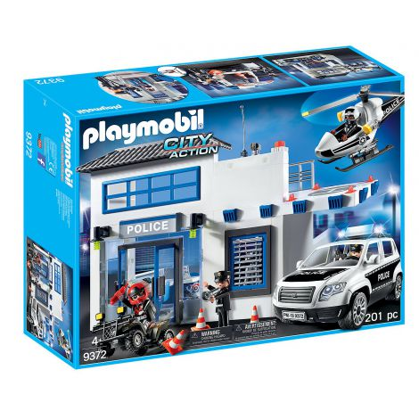 Sectie de politie Playmobil 9372 City Action