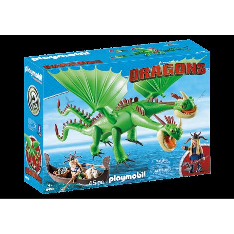 Dragons - Gemeni Cu Barf Si Belch imagine