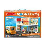 Set magnetic de joaca La Scoala - Melissa & Doug