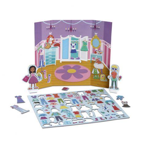 Set magnetic de joaca Fashion - Melissa & Doug