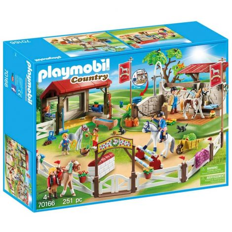 Ferma Poneilor Playmobil PM70166