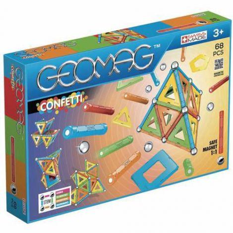Set Constructie Magnetic Confetti 68