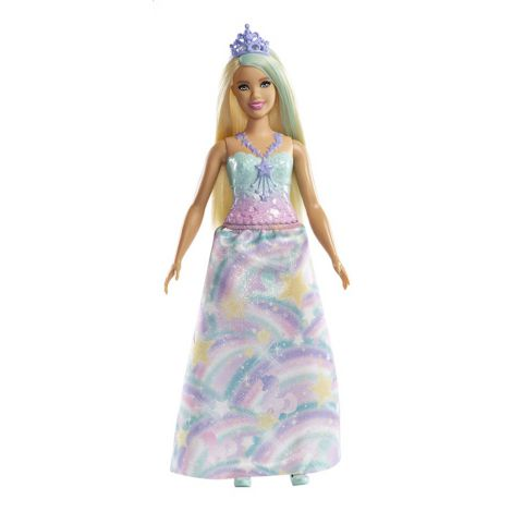 Papusa Mattel Barbie Dreamtopia Printese