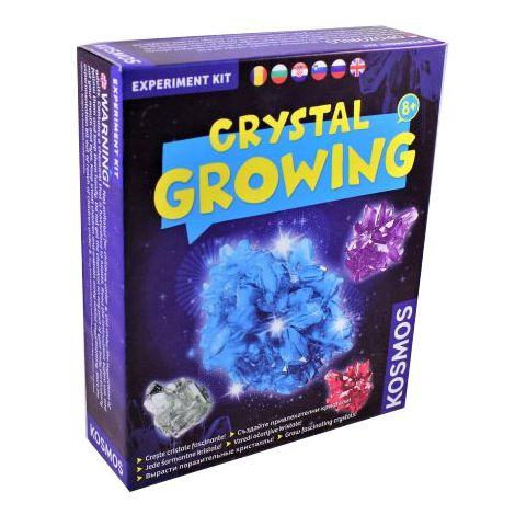 Kit Experimente Cresterea Cristalelor - Kosmos