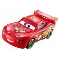 Masinuta Cars 3 Lightning McQeen cu roti de concurs