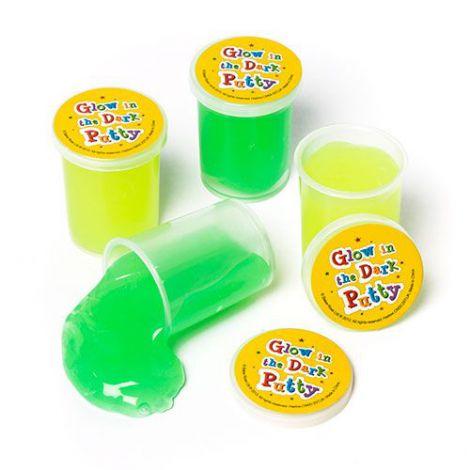 Slime Fosforescent - Baker Ross