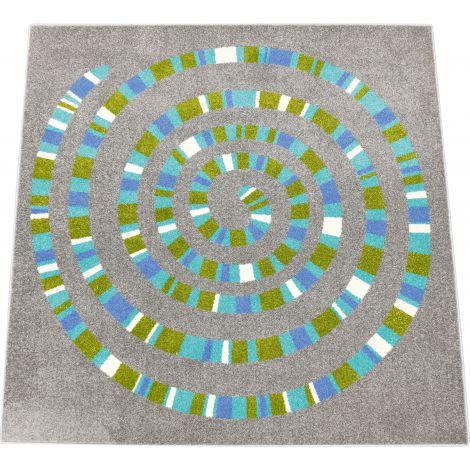 Covor 2 x 2 m - Cu spirala