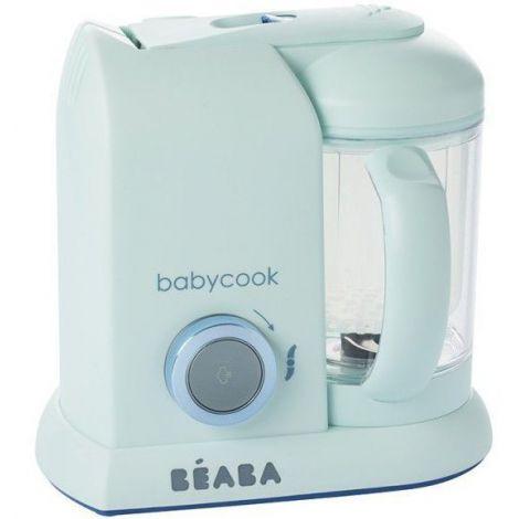 Robot Babycook Colectia Macaron Aquamarine