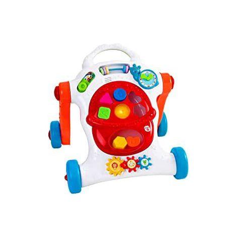 Antepremergator bebelusi Globo Vitamina G 05201 cu sunete, lumini si sortator